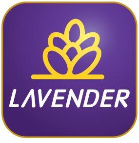 تطبيقات التوصيل تطبيق Lavender لافندر